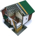 Монтаж быстровозводимых зданий