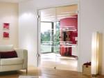 Ремонт, перепланировка и выбор стеклянных дверей.