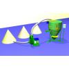 Дробилка зерна дпз 1-1,5 т/ч